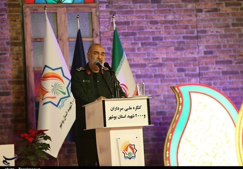 سرلشکر سلامی: ایران قدرت آمریکا را تنزل داد / پروژه جنگ بسته شد / دیگر هیچکس فکری برای جنگ علیه ملت ایران نمیکند