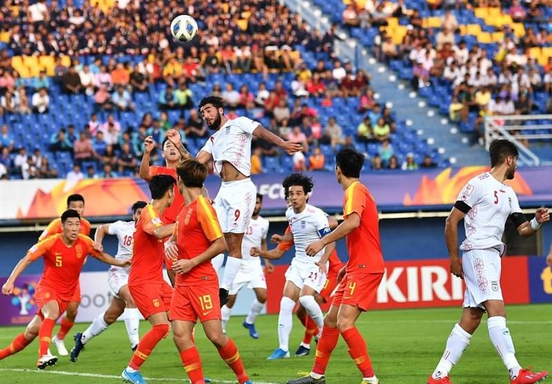 Iran Eliminated from AFC U-23 Championship