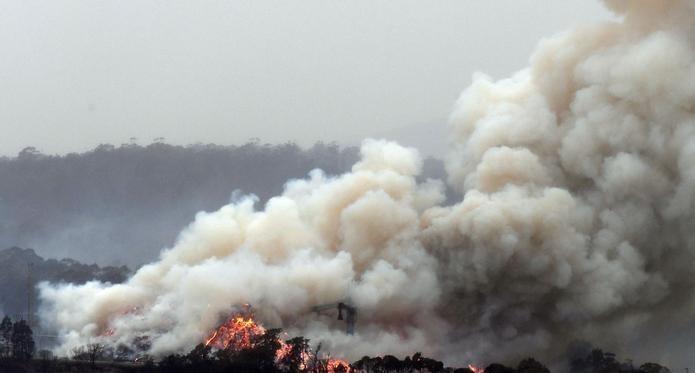 آتشسوزی , کشور استرالیا ,