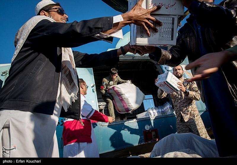 سیل کمکها از استان فارس به مناطق سیلزده؛ از پخت 6 هزار پرس غذا در روز تا استقرار موکبهای اربعین