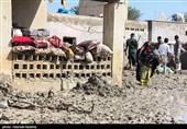 حجم آبگرفتگیها در شرق هرمزگان کمتر از سیستان و بلوچستان نیست + فیلم
