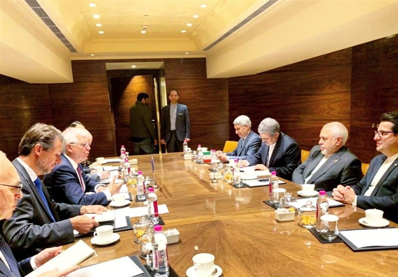 In First Meeting with Borrell, Zarif Berates EU over Inaction on JCPOA