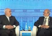 EU Being Bullied Around by US: Iranian FM Zarif (+Video)