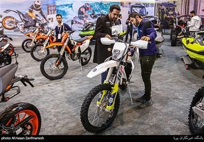 نمایشگاه موتور سیکلت