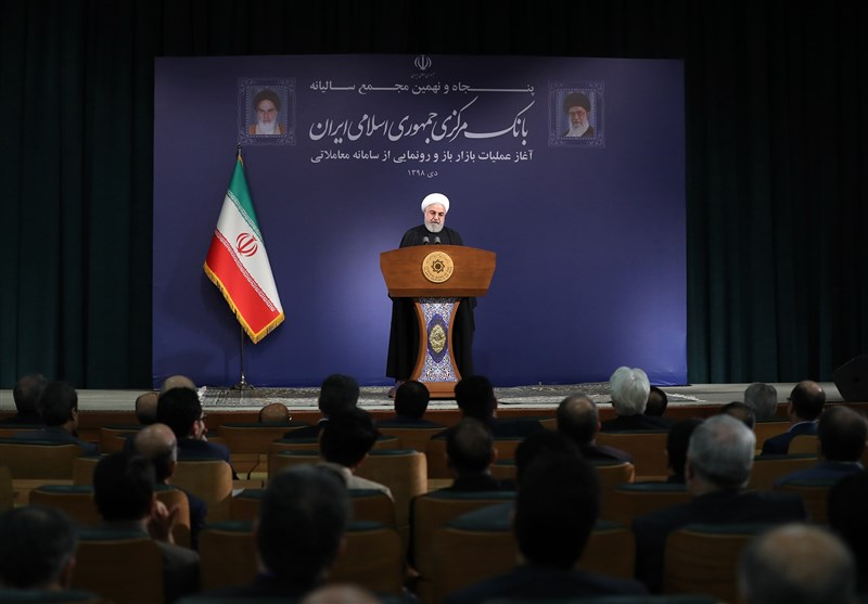 Iran Attack Forced US to Retreat from Threats: President