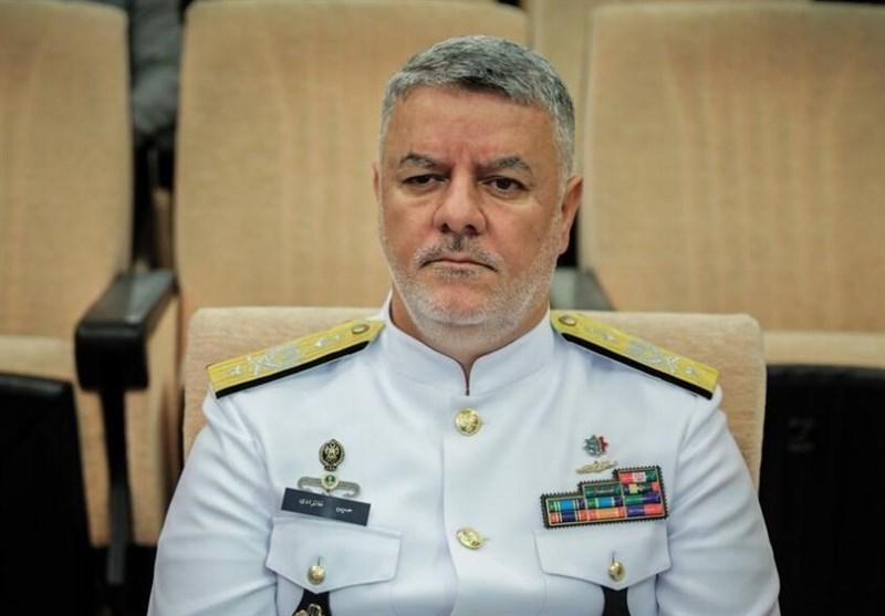فرمانده نیروی دریایی ارتش: ناوشکن دنا آماده حضور در آبهای دور و بینالمللی است