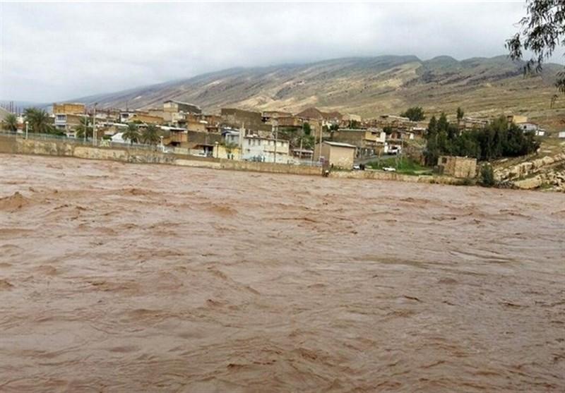 1730 روستای خراسان جنوبی در معرض سیلاب قرار دارد