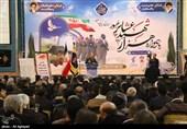 یادواره هزار شهید عشایر آذربایجان غربی در ارومیه برگزار شد+تصاویر