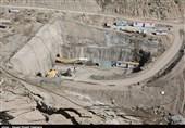 """تونلهای """"سد دالکی"""" استان بوشهر با 80 میلیارد تومان سرمایهگذاری تکمیل شد"""