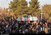 گزارش کامل تسنیم از مراسم تشییع شهدای حادثه سقوط هواپیمای اوکراینی در کشور / وداع مردم با فرزندان ایران اسلامی + فیلم