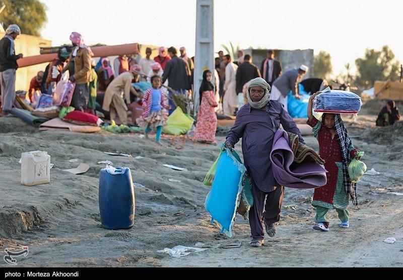 اعزام دهها دستگاه تجهیزات امدادی برای خدماترسانی به سیلزدگان سیستان و بلوچستان