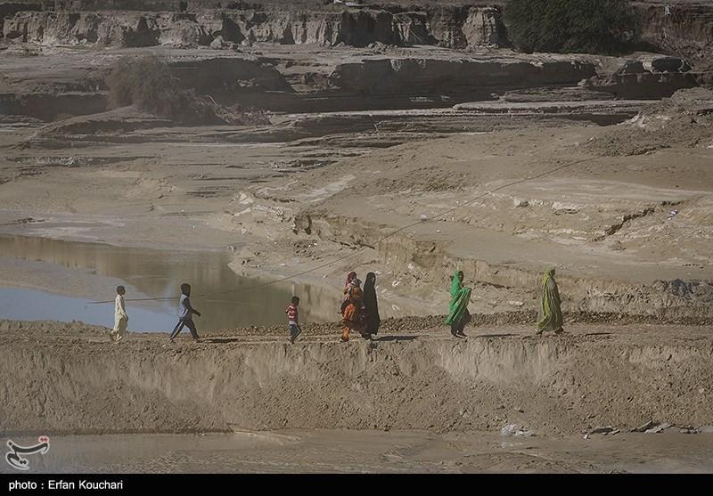 گزارش مردمی از عواقب سیل بلوچستان| به دلگان کمک کنید+فیلم