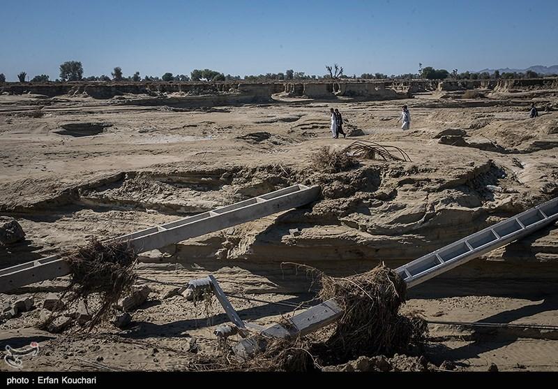 آخرین وضعیت سیل بلوچستان/ حضور تمام قد نیروهای امدادی و مسلح در کمک به مردم+فیلم