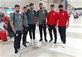 Iran Arrives in Dushanbe for 2022 AFC U-23 Asian Cup Qualifiers