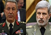 Iranian, Turkish Defense Ministers Discuss Martyrdom of Gen. Soleimani by US