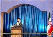 شیفتگی مجری سرشناس الجزیره از خطبه عربی رهبر معظم انقلاب در نماز جمعه میلیونی+عکس