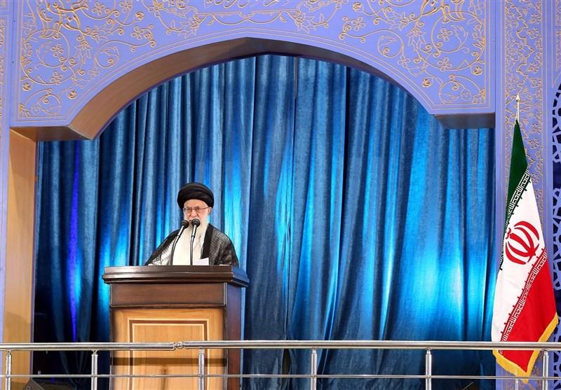 رهبر انقلاب: حمله موشکی به پایگاه آمریکا از ایام الله است/ دشمن از حادثه تلخ هواپیماخوشحال شد/ جنتلمنهای پشت میز مذاکره، همان تروریستهای فرودگاه بغداد هستند