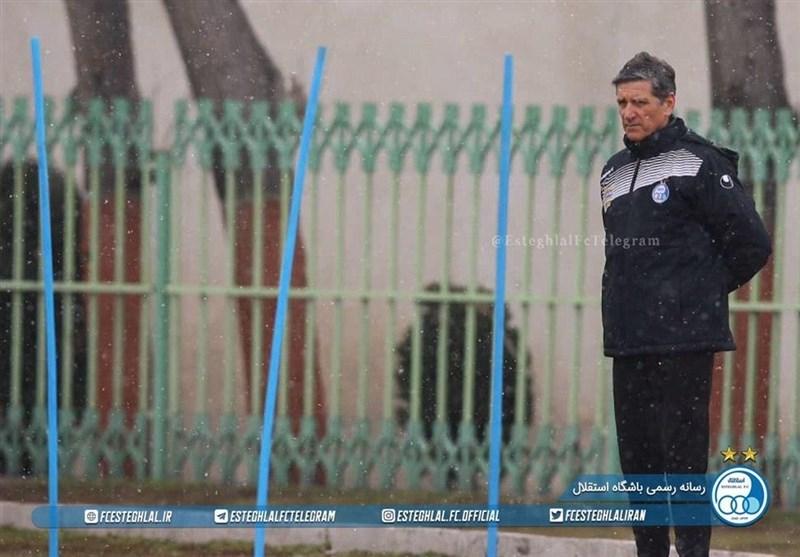 تیم فوتبال استقلال , فرهاد مجیدی , فوتبال ایران ,