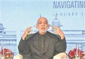 کرزی: افغانستان بدون روابط حسنه با پاکستان نمیتواند آرام باشد