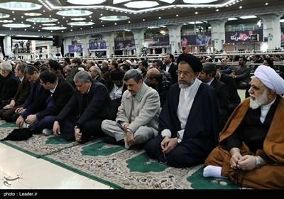 نماز جمعه تهران به امامت رهبر معظم انقلاب