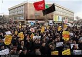 مسیرات حاشدة فی جمیع أنحاء ایران دعماً للقیادة بمواجهة التحدیات+صور