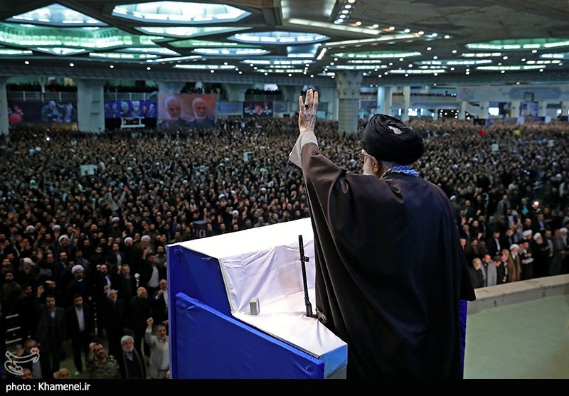 Iranians Have Proven Their Support for Resistance, Revolution: Leader