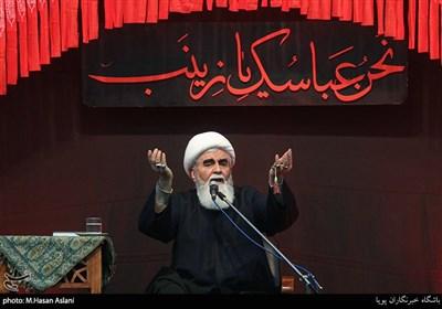 سخنرانی حجت الاسلام و المسلمین شیخ رضا اصلانی