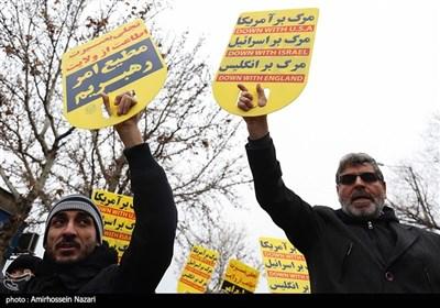 راهپیمایی حمایت از اقتدار نظام در قزوین