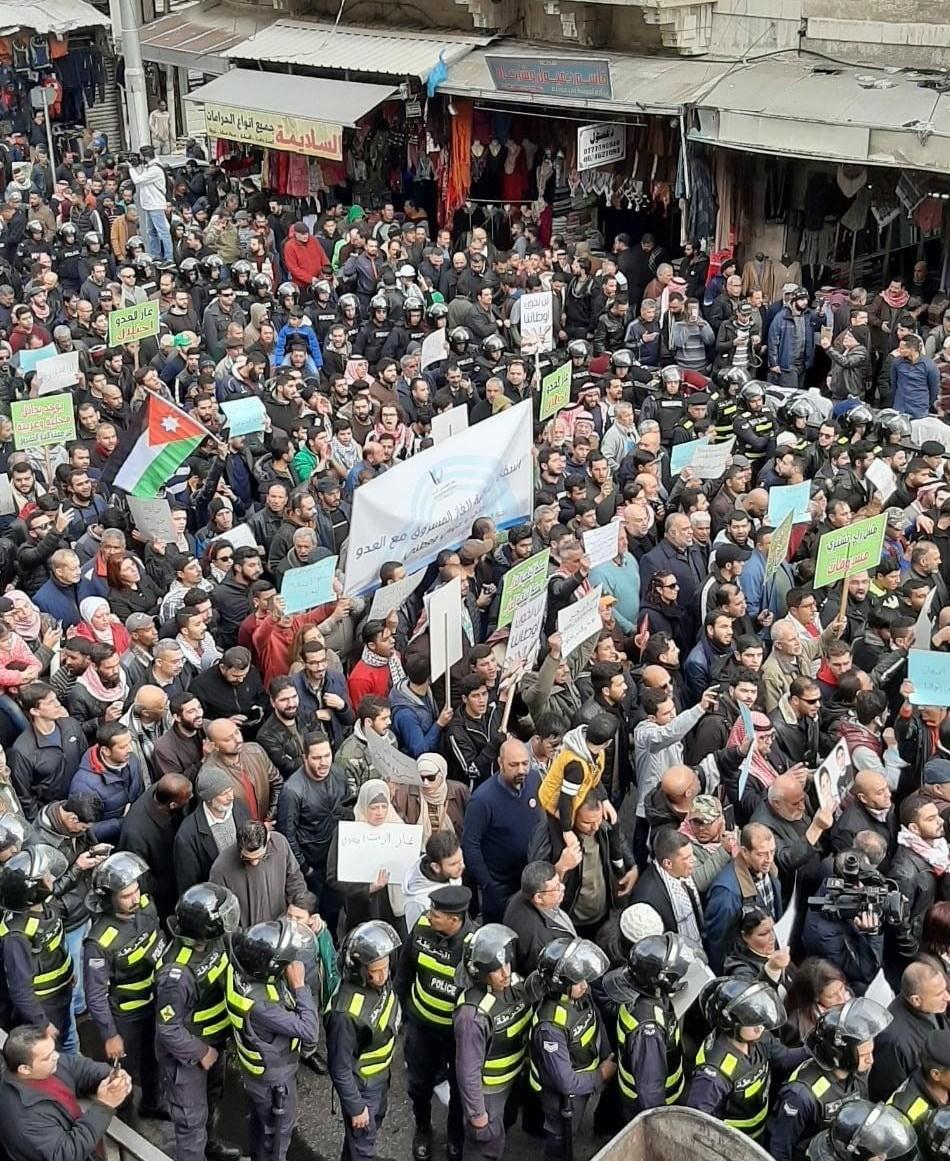 کشور اردن , رژیم صهیونیستی (اسرائیل) ,