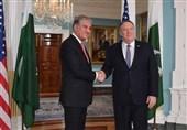 دیدار پامپئو و وزیر خارجه پاکستان