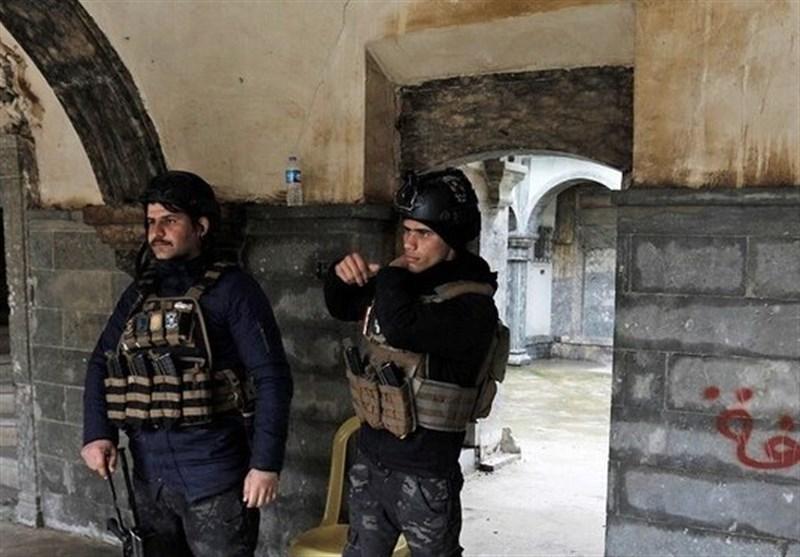 بازداشت «مسئول امنیتی» و برادر مفتی داعش در استان نینوی
