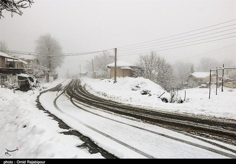 هواشناسی ایران 98/10/28  بارشهای سراسری از امروز آغاز میشود/ حداقل تا سه روز آینده شمال نروید!