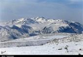 ارتفاعات برفی خراسانشمالی بهروایت تصاویر