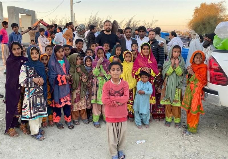 کشتی , سیل , استان سیستان و بلوچستان ,