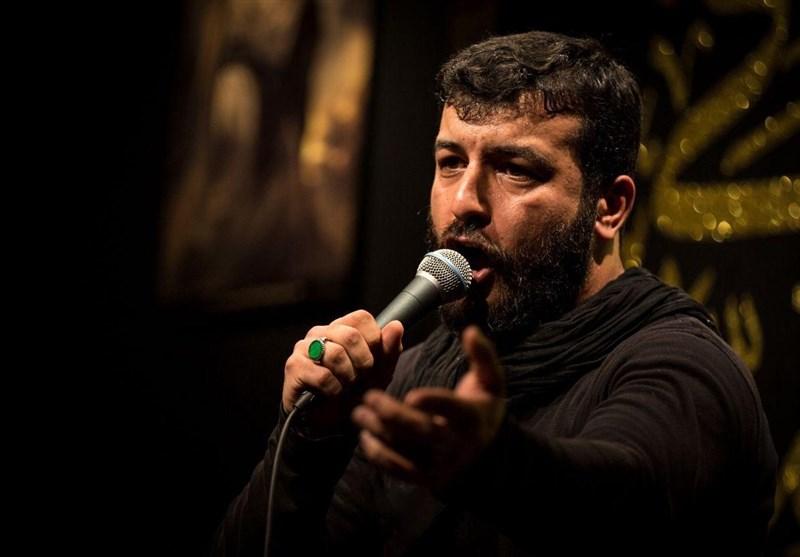 رجزخوانی امیر حسینی برای آمریکا و اسرائیل+فیلم