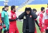 گزارش تمرین پرسپولیس| حضور محصص و تمرین اختصاصی گلمحمدی با 4 مدافع