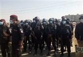 کراچی، افغان بستی کا محاصرہ، 150 افراد زیرحراست
