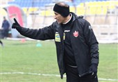 گلمحمدی خواستار بازی تدارکاتی برای پرسپولیس قبل از دیدار با تراکتور شد