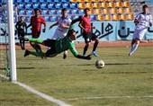 لیگ دسته اول فوتبال| شکست صدرنشین و تساوی در دربی گیلان/ برتری مس در ثانیههای پایانی