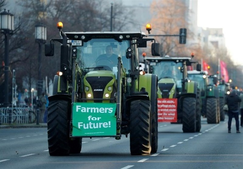 Farmer Fury, Environmental Anger in Protest-Hit Germany