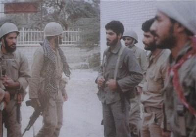 """شغل """"حاجقاسم"""" قبل از انقلاب/ اولین حضور در جبهه"""
