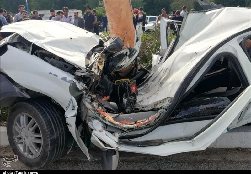 مرگ بیش از 3000 نفر در سوانح رانندگی 3 استان طی 9 ماه + آمار تفکیکی