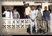روایت تسنیم از مناطق سیلزده هرمزگان  باز هم گروههای جهادی چارهساز شدند/ بسیجیان منازل را از گل و لای پاک کردند + فیلم