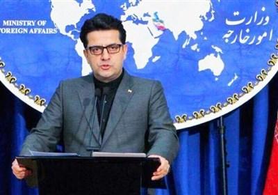 توضیحات سخنگوی وزارت خارجه در خصوص آزادی دکتر مجید طاهری و مایکل وایت
