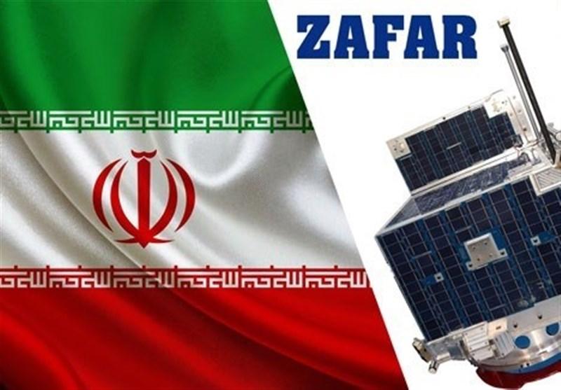 """پرتاب ماهواره """"ظفر"""" به فضا در روزهای آینده"""
