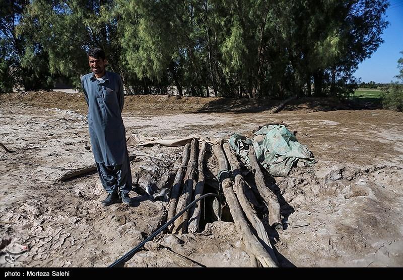 تغییر اقلیم عامل وقوع سیل در سیستان و بلوچستان بوده است