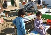 روایتی از سیل بلوچستان|دانشآموزان و آرزوهایی که نقش بر آب شد! + تصاویر