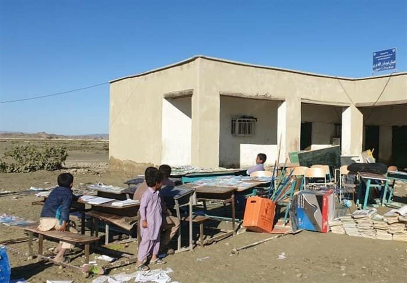 20 کامیون تجهیزات از تهران برای مدارس سیستانوبلوچستان ارسال میشود