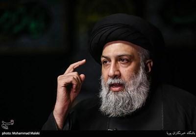 حجتالاسلام علوی تهرانی به کرونا مبتلا شد + عکس