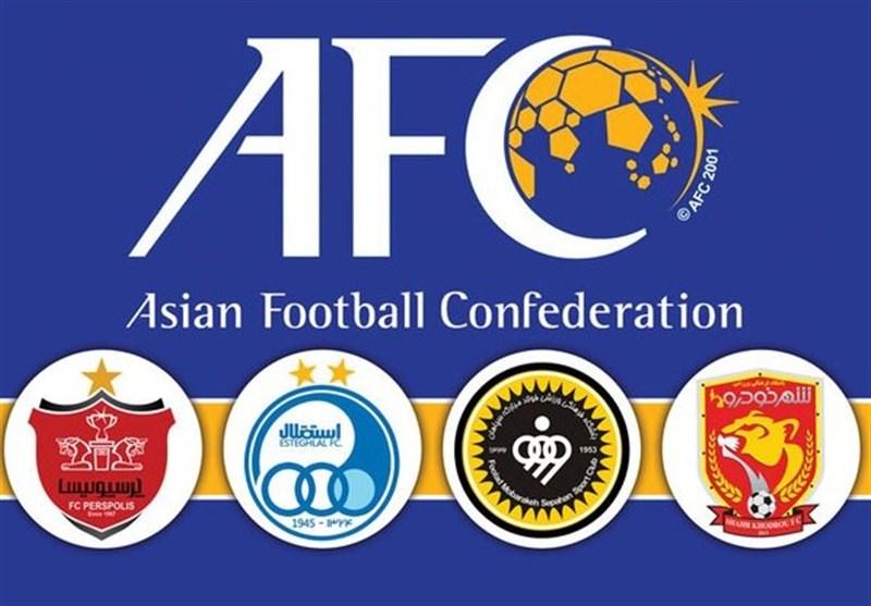 برنامه کامل نمایندگان ایران در لیگ قهرمانان آسیا اعلام شد/ برگزاری دیدارهای حذفی به صورت تکبازی و متمرکز